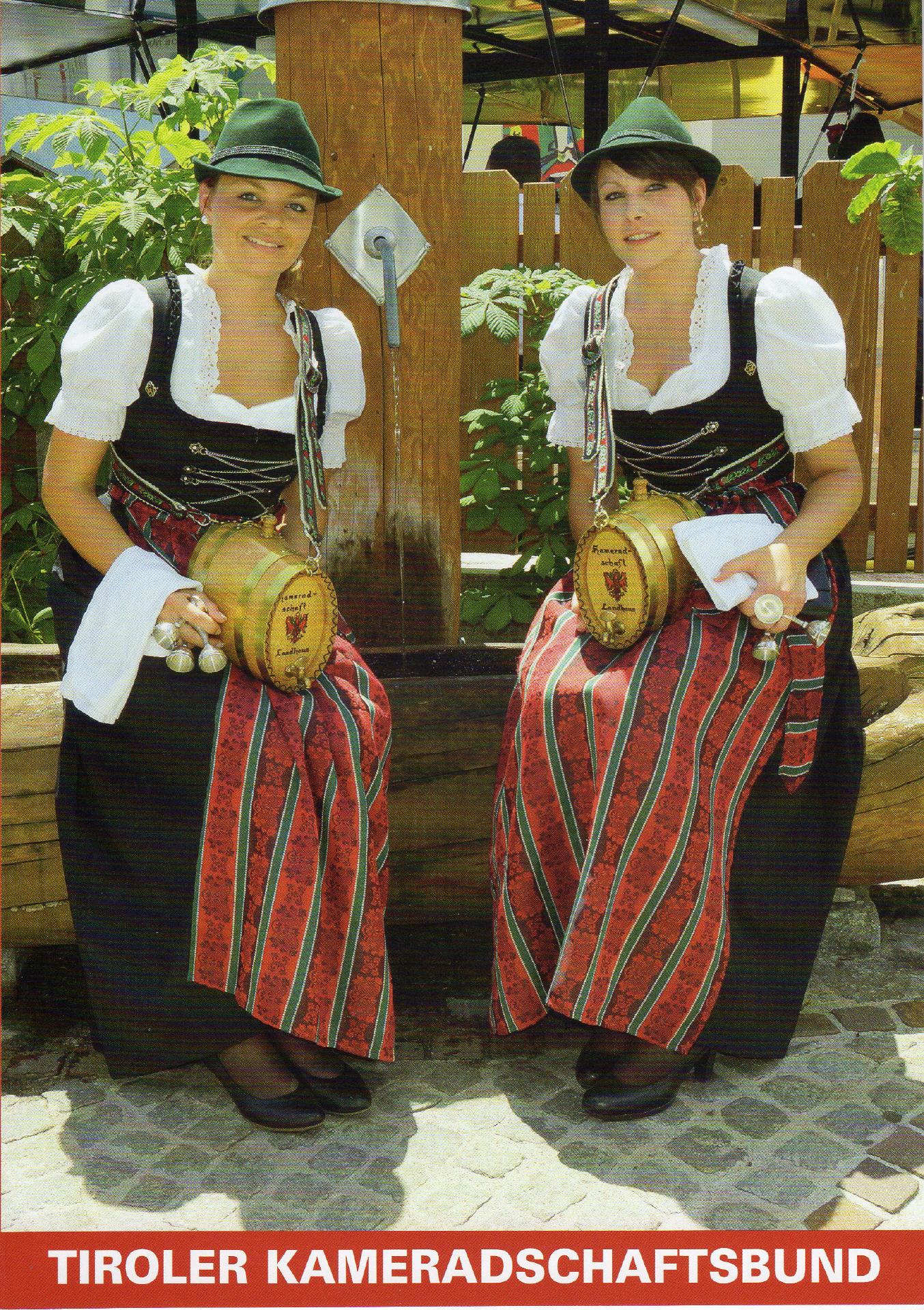 Tiroler Kameradschaftsbund | TKB Zeitungen